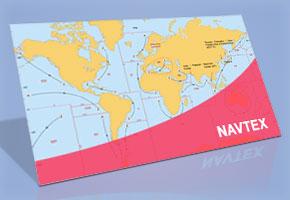 Tečaj za upravljanje z NAVTEX sprejemnikom